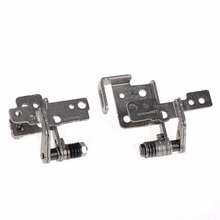 Notebook Computer Left & Right LCD Screen Hinges Fit For SANSUNG NP270 Laptops Replacements LCD Hinges S0A82 P10(China)