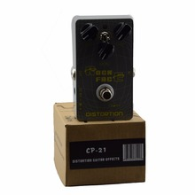 New CP-21 Distortion Guitar Effect Caline Guitar Digital Delay Pedal CP21 Distortion Guitar Effect Guitar Pedals Ture Bypass(China)