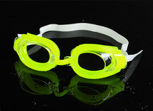 hot sale cheap  children  water-proof swimming goggles/ kid swim goggles
