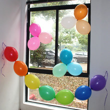 20 pc 12 Inch Tail Balloons Birthday Party Wedding Decoration Ballons Red Pink Purple Blobos Party Tail Balloons Anniversaire