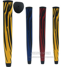 Free shipping Overstretches rubber inner tube PU golf putter grip customize OEM /ODM golf club grips