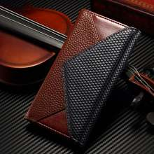 Leather Wallet Case For Apple Iphone 6 4.7inch Luxury Envelope Folding Pouch For Iphone 6 6s Flip Case with Card Slots(China)