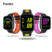 Buy Fuster Professional Water Resistant GV68 Sport Smart Watch MTK2502 Smartwatch Pedometer Sedentary alarm IOS Android Phone for $52.99 in AliExpress store