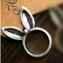 New Arrival Vintage Rabbit Rings for Women Party Rings long ears rings Animal ring Fashion jewelry Girls Birthday Gift