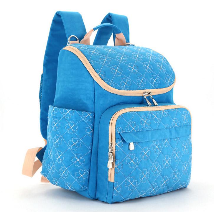 Diaper Bag Fashion Mummy Maternity Nappy Bag Brand Baby Travel Backpack Diaper Organizer Nursing Bag For Baby Stroller Wetbag (12)