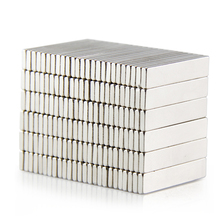 wholesale 50pcs Permanent Magnet Cuboid 25x5x1.5mm N50 Rare Earth Neodymium Magnet Strong(China)