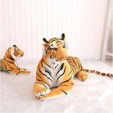 Cute lovely tiger dolls toy pelucia stuff animal Plush Toys kids toys Baby toys Home car decorations Southern China tiger dolls