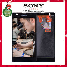 Original For SONY Xperia ZR Display with Touch Screen Digitizer Assembly Replacement For SONY Xperia ZR LCD M36h C5502 C5503(China)