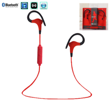 Sport Stereo Blutooth Bluetooth Headset Wireless Headphones in Ear buds Earphone Phone for iPhone 6 5s 4s Samsung Xiaomi Earbuds