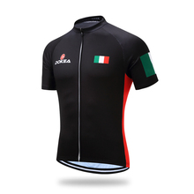 DOKEA Short Cycling Jerseys of ITALY Roupa Ciclismo/Summer Breathable Racing Bicycle Cycling Clothing MTB Quick-drying T-shirt