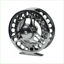 Fly fishing reel FH,SIZE 9/10,6061AL.,CNC machine,changed easily from right to left hand