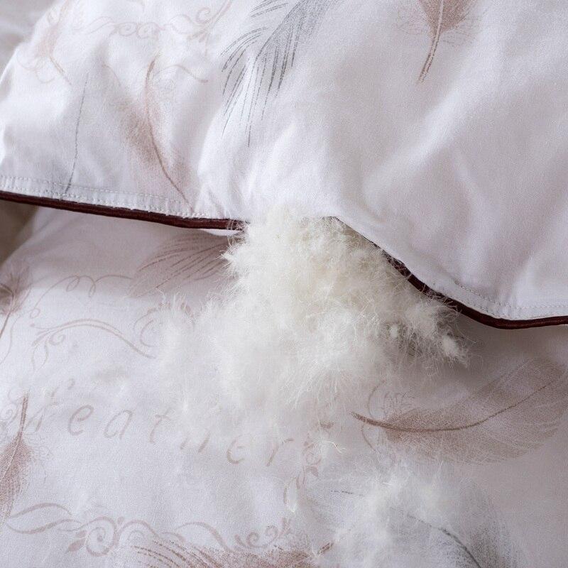 100% white Goose Down, Quilt, Comforter Blanket Duvet 17