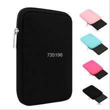 Sleeve Bag Pouch Case Cover for Kindle iPad mini 1 2 3 4 air 1 2 Kindle Fire 6 inch Kindle paperwhite