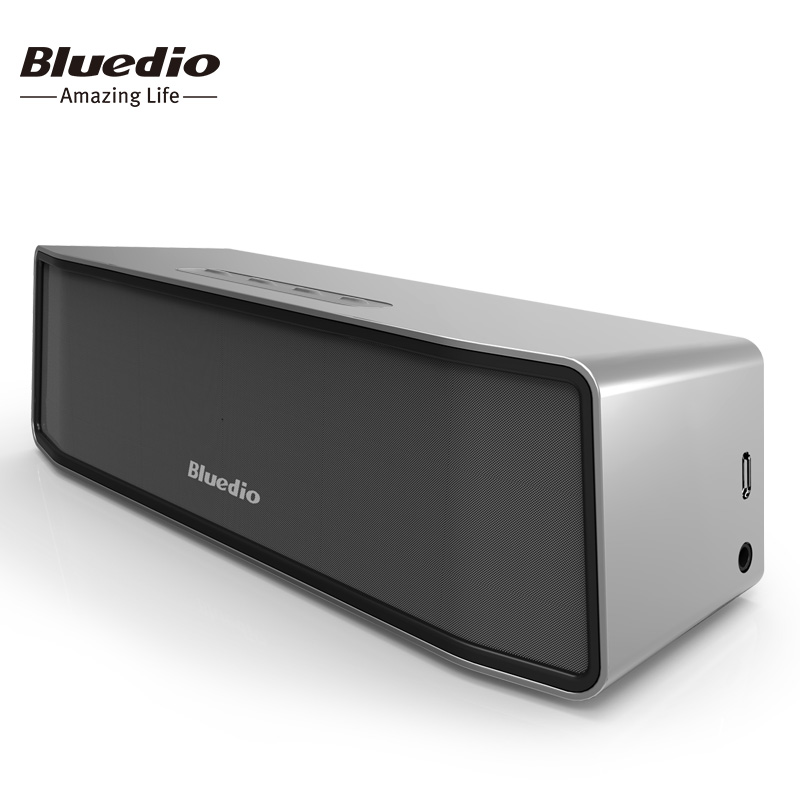 Bluedio BS-2 (Camel) Mini Bluetooth speaker Portable Wireless speaker Sound System 3D stereo Music surround(China)