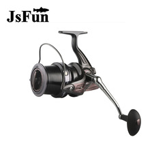 Big Game! Spinning Reel 13+1 Ball Bearings HQ5000-10000 All Metal Spool Fishing Reel Left Right Hand Top Quality fr4