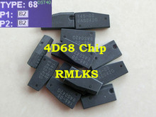 RMLKS 5pcs/lot High Quality Car Key Chips for Daihatsu for Myvi 4D68 Carbon fOR TOYOTA(China)
