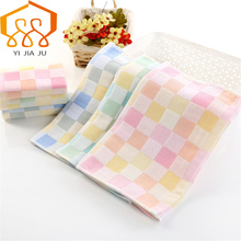 High Quality Children Wash Face Towel Bath Thick Absorbent Soft Cotton Hand Towel Travel Towels Free Shipping