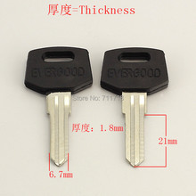 A099  left Wholesale Locksmith Keymaster Brass House Home Door Blank Empty Key Blanks Keys