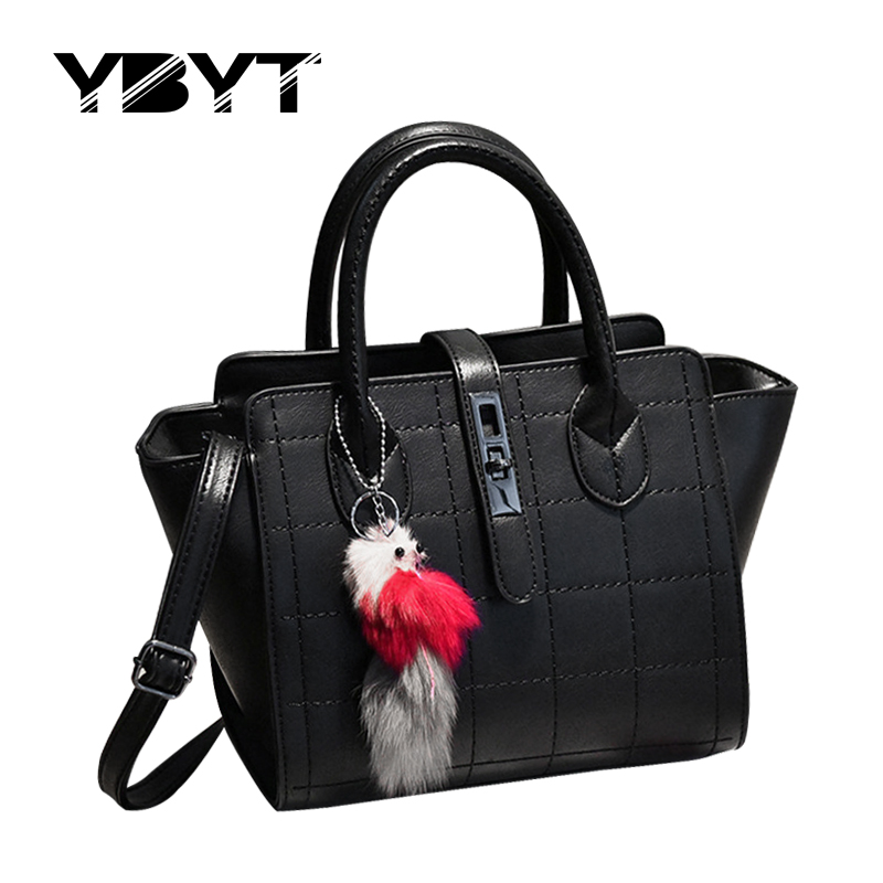 YBYT brand 2017 new small vintage casual solid plaid flap high quality ladies evening party handbags women shopping shoulder bag<br><br>Aliexpress