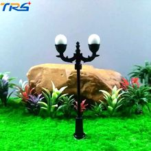 High cold light  - N scale model  light for Landscape Train Model Scale architectural scenery
