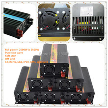 Manufacturer Direct Selling ,Solar Power Inverter 2500w
