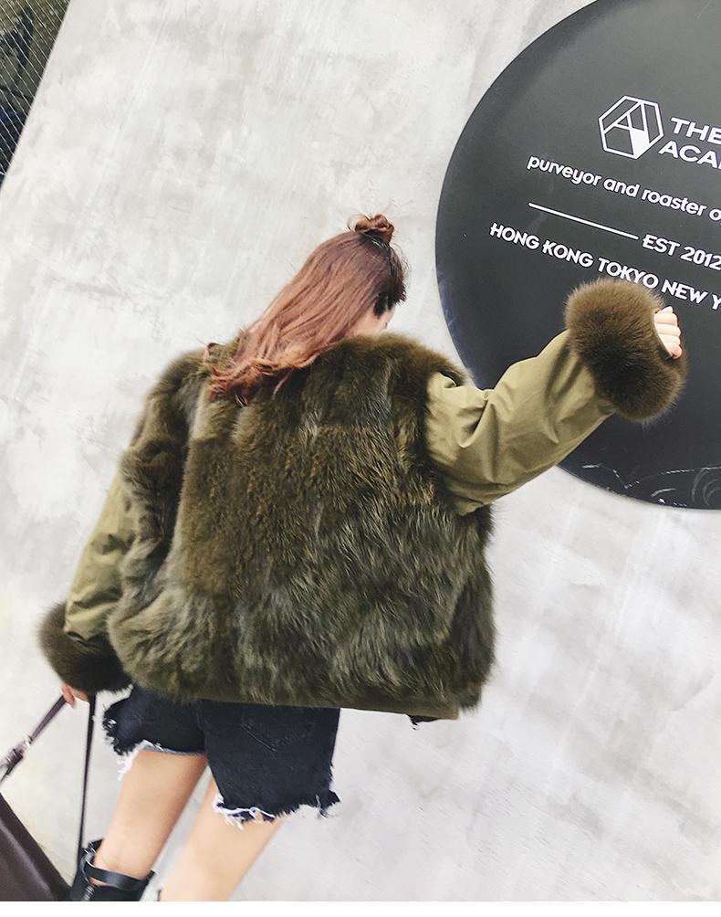 new styles fox fur jacket for women (21)