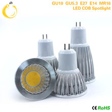 High Brightness 9W 12W 15W christmas lights E27 E14 GU10 GU5.3 220V MR16 12V Cob led bulb lamp Warm White Cold White lampada led