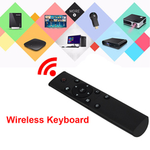 FM4 2.4GHz Wireless Remote Controller Smart Control Mini 2.4G Wireless FM4S Air Mouse For Linux Android TV Box Windows Mini PC