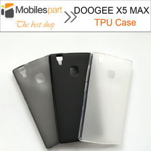 for DOOGEE X5 MAX Case High Quality Protector Matte TPU Silicone Case Back Cover for DOOGEE X5 MAX Pro Smartphone in Stock