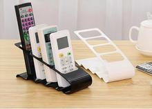 New Novelty TV DVD VCR Step Remote Control Mobile Phone Holder Stand Storage Caddy Organiser Best Deal Free Shipping 1pcs