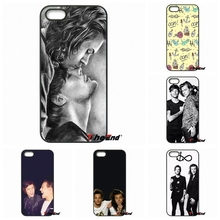 For Motorola Moto E E2 E3 G G2 G3 G4 PLUS X2 Play Style Blackberry Q10 Z10 Harry Styles one direction Larry Stylinson Phone Case