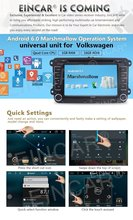 Canbus+3G Dongle+Android 6.0 Double Din Car Stereo GPS Navigation for VW PASSAT Golf 7'' Car DVD Player In Dash Radio Receiver(China)