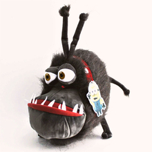 The Despicable me Gru's pet dog Cute Lovely simulation plush toys Animated characters doll Kids toy Xmas Gift desk Decoration(China)