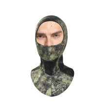 3mm Neoprene Scuba Diving Cap Camouflage Snorkeling Equipment Hood Winter Swimming Hat / Cap Warm Wetsuit Protect Hair