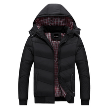 Size M-5XL winter jacket men men's coat winter brand man clothes casacos masculino Thick winter coat 2017(China)