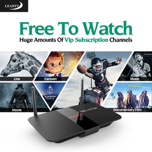 Buy Hot Sale! R1 Android Smart TV Box Wifi Media Player Set Top Box 700 Channels IPTV Subscription Arabic Europe French IPTV Box for $54.74 in AliExpress store