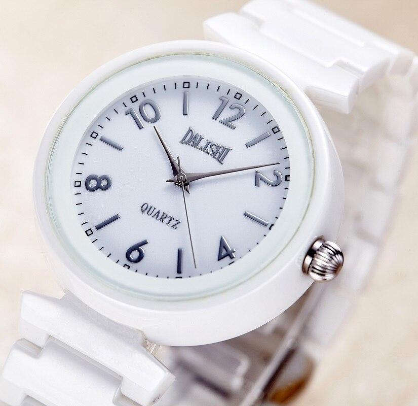 DALISHI Top Brand Ladies Watch Fashion Casual Reloj Mujer Quartz Watches Simple Digital Dial Women Clock Swimming Montres Femme<br>
