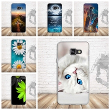 Cool Fashion Cover for Samsung Galaxy A3 2016 A310 A310F Cases Soft Silicone TPU Phone Case for Samsung A3 A 3 2016 Back Cover(China)