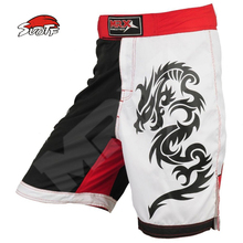 SUOTF In the summer of 2015 men MMA soft comfortable sports boxing pant sell like hot cakes muay thai short kick boxing shorts
