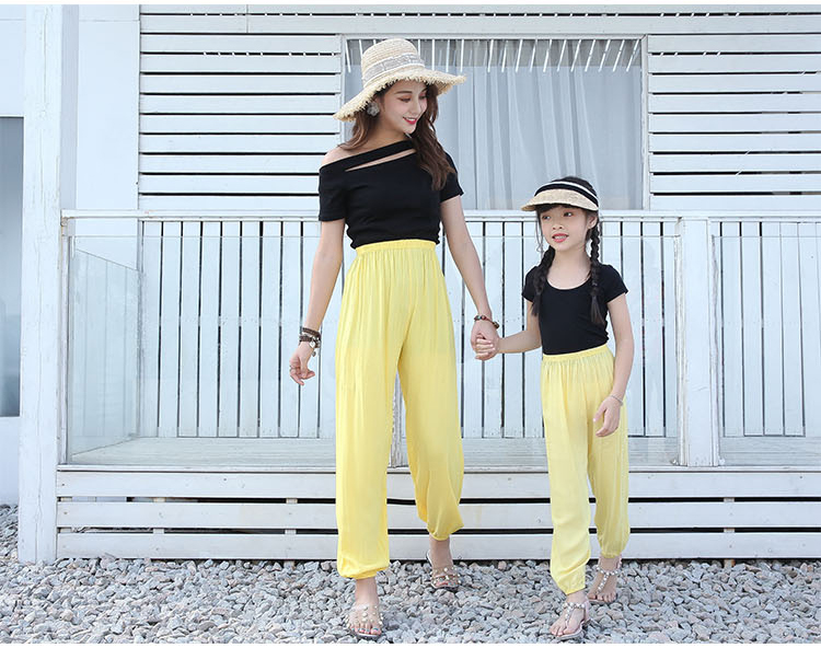 Baggy Pants Women Plus Size Women Pants 19 Summer Women Solid Color Casual Loose Harem Pants Trousers Pantalon Femme Pantalon 20