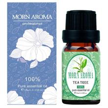 green natural - Tea Tree Essential Oil 10 ml, 100% Pure Therapeutic Grade, Undiluted