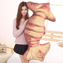65-110cm Cute Squid plush toys large size toys pillow stuffed plush cushion Octopus cloth doll baby toy Valentines Gift