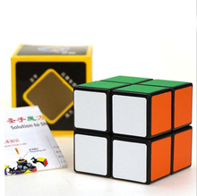 New Magic Puzzle Cube Fidget Cube Fidget Toy Magic Toy Cube Children Kids Educational Gift Toy Anti Stress 2x2x2