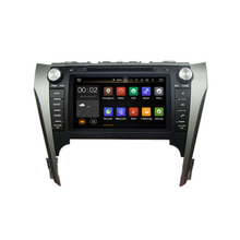 Runningnav Android 7.1 RAM 2G Fit TOYOTA CAMRY 2012 2013 2014 Car DVD Player Navigation GPS Radio