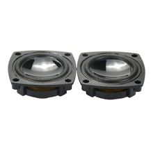 2Pcs 1.5Inch 4Ohm 5W Neodymium Full Frequency Speaker Loudspeaker For Car Stereo Home Theater Audio Speakers
