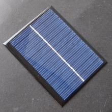 Hot Sale 10PCS/Lot 1.5W 6V Solar Cell Polycrystalline Solar Panel DIY Small olar System Solar Moudle 112*91*3 MM Free Shipping(China)