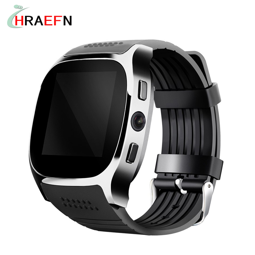 Smart Watch T8 clock bluetooth smartwatch Sync Notifier montre connecter IOS Apple iphone Android samsung xaomi huawei pk gt08