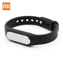 100% Original Xiaomi Mi Band 1S Bluetooth Smart Fitness Bracelet for Android/IOS Phone Vibration Alarm Pedometer Sleep Tracker(China)