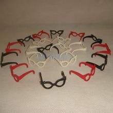 20pcs/Set Fashion Glasses for Barbie Dolls Random One Color(China)