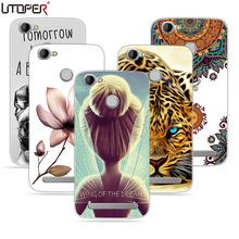 Buy UTOPER Fashion Case Homtom HT50 Case Homtom HT50 Cover Animal Pattern Soft Silicone Cover Homtom HT50 5.5 Phone Case for $2.49 in AliExpress store